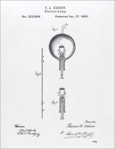 Thomas Edisons Inventions Thomas Edison Muckers