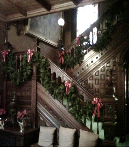 The Grand Staircase of Glenmont