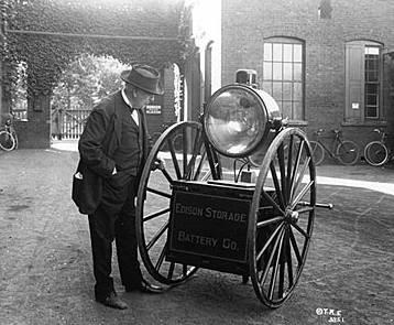 Thomas Edison Chronology: A Life in Numbers | Thomas Edison