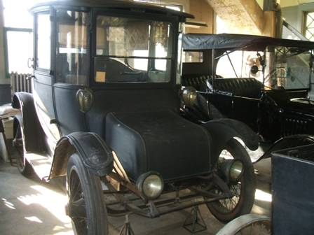 Mina Edison's Personal Electric Vehicle