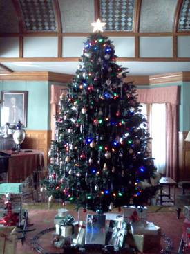 Christmas at Glenmont -Thomas Edison's Historic Home