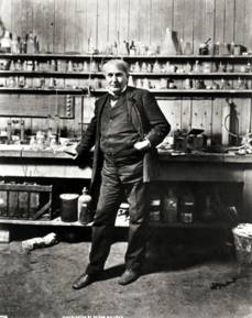 Edison's Valuable Memorabilia Celebrates His Vision