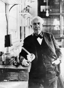 Happy Birthday Thomas Edison!