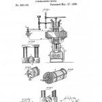 Pyromagnetic Motor