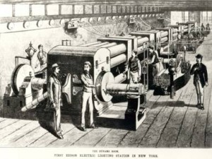 Drawing of Pearl Street Station [source-Wikipedia]