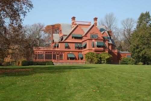 Edison's Glenmont home