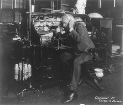 Edison, The Original Ninja Innovator
