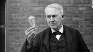 Thomas Edison: Master of Disruptive Technologies