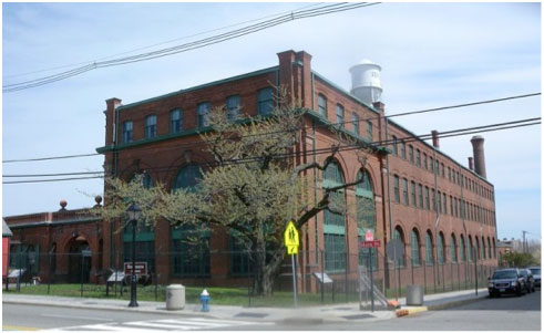 The Thomas Edison invention factory at West Orange, NJ where he proved to the world that invention and entrepreneurship is a powerful force for progress, economic growth and social good.
