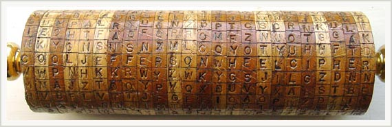 Jefferson's Wheel Cipher