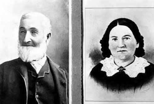 Samuel and Nancy Edison - Tom's parents