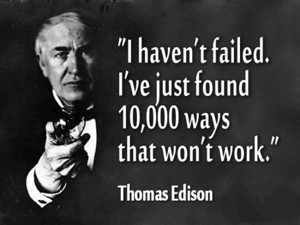 Thomas Edison, Ford, and Jobs - Player Coaches
