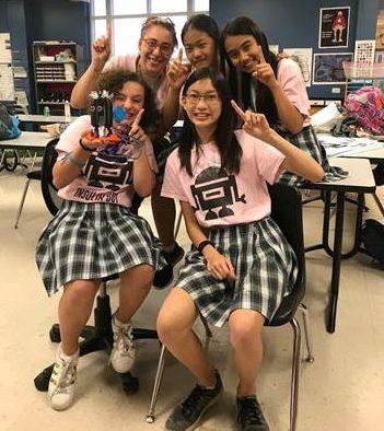 Team Members: Ava Greer, Sophie Onuki, Amber Zou, Taylor Zhang