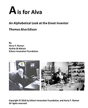 A is for Alva by Harry T Roman
