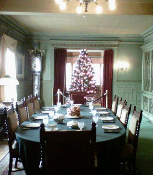 The Dining Room at Glenmont