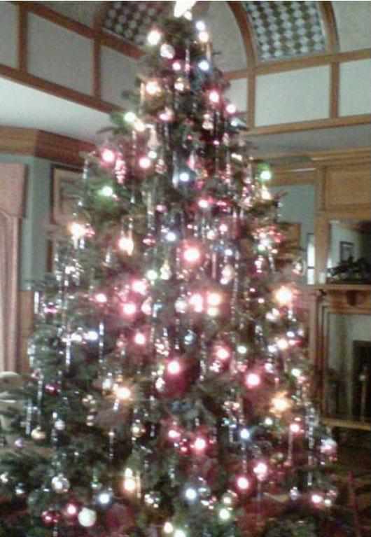 Thomas Edison Christmas Tree
