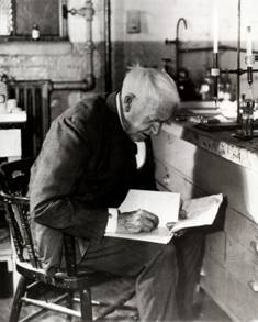 Throughout his life, Edison documented his work, staying true to his scientific process of invention. He so loved the process of research and development, he established his office in his library.