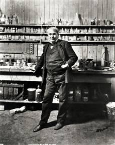 Edison's Valuable Memorabilia Celebrates His Vision