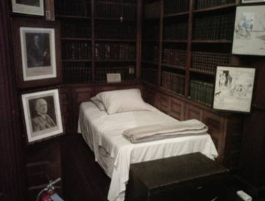 Edison Slept Here ... and There ... and Wherever