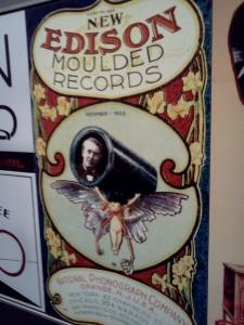 Thomas Edison Advertisements