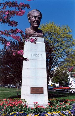 Thomas Edison - Man of the Millennium