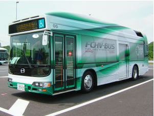 Fuel Cell Powered Bus