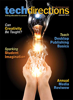 Tech Directions magazine