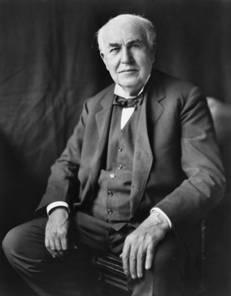 Thomas Edison - Humanitarian