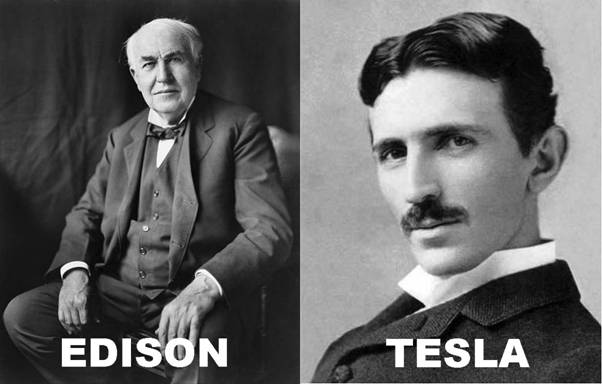 Edison versus Tesla: The Truth Behind the Edison/Telsa Controversy as Discussed by Experts