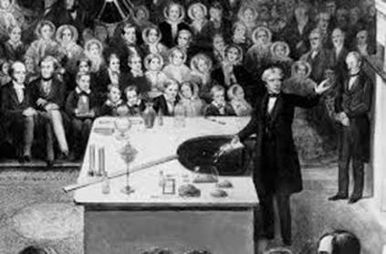 Edison's Hero: Michael Faraday