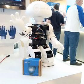 Multi-application service robot