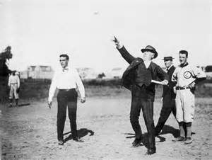 The Thomas A. Edison film company captured what is the first known baseball game footage on May, 20 1898.