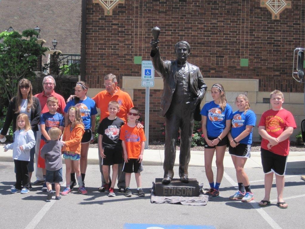 Edison-Inspiration to Ohio Youth