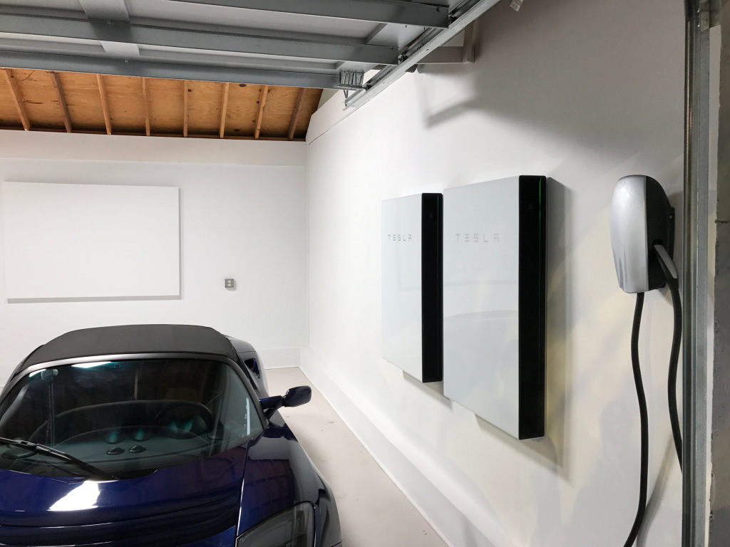 Powerwall batteries