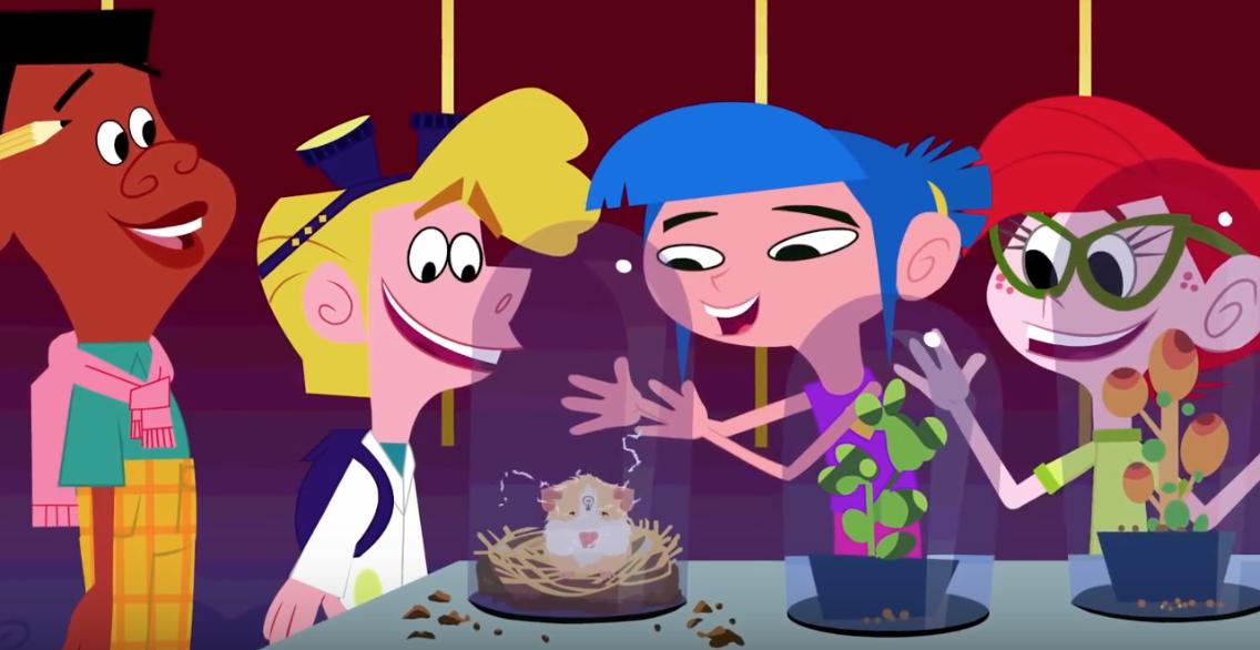 Thomas Edison's Secret Labs: Animated STEM - Adventures for Kids