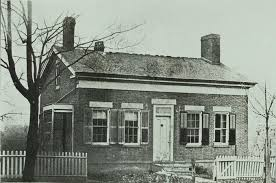 The Edison home in Milan, Ohio