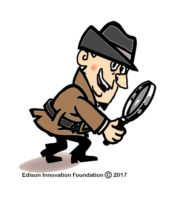 Thomas Edison Scavenger Hunt