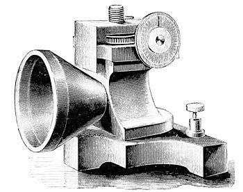 Edison's tasimeter