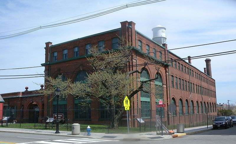 Arguably the greatest building in the Thomas Edison pantheon, and to the world economy….the Edison invention factory….the first commercial R&D lab.
