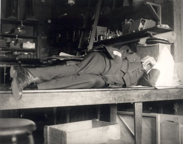 How Thomas Edison Napped His Way To Success